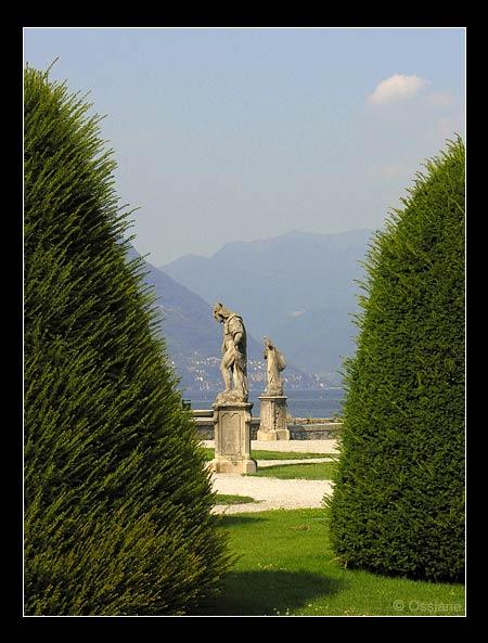 Jardins de la Villa Olmo