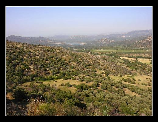 La vallée du Reginu