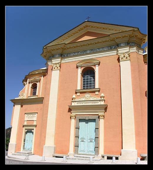 L'Eglise saint-Thomas de Belgodère