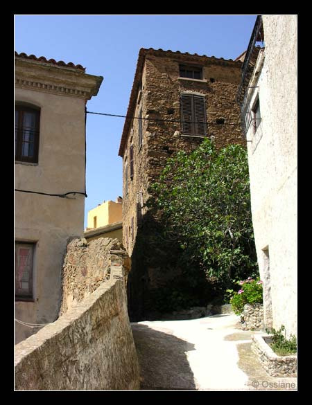 Belgodère en Balagne