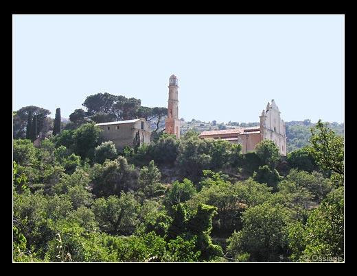 L'église de Costa en Balagne