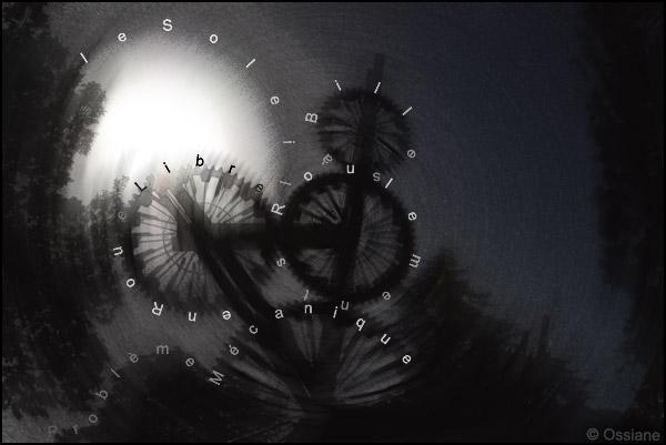 Roulements à billes, le soleil en roue libre, problème mécanique