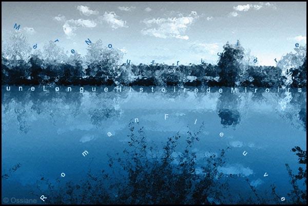 Mère nourricière, une longue histoire de miroirs, roman fleuve