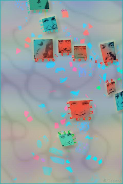 Voyage des peuples, mosaïque de visages, espoir de lendemains