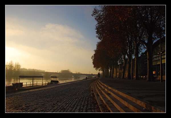 Les quais d'Orléans