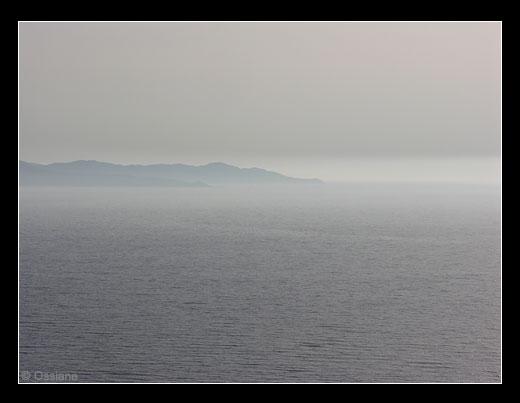 La côte de Saint-Florent